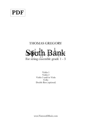 South Bank (PDF) by Thomas Gregory