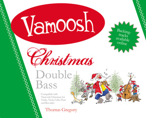 Vamoosh Christmas Double Bass
