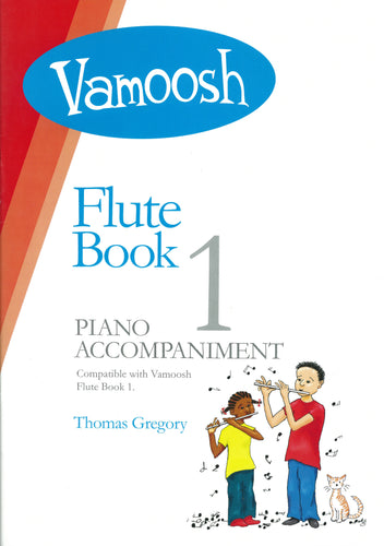 Vamoosh Flute Book 1 Piano Accompaniment