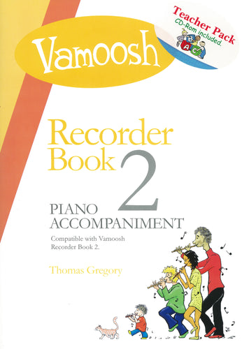 Vamoosh Recorder Book 2 Teacher Pack