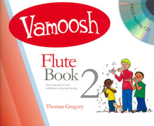 Load image into Gallery viewer, Vamoosh Flute Book 2