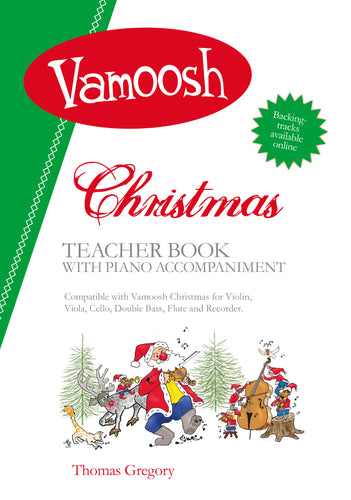 Vamoosh Christmas Teacher Book