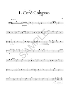 Vamoosh Cello Book 3 Book & CD