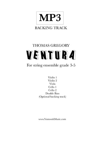 Ventura Backing Track (MP3)