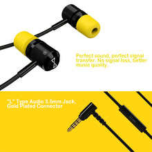 Marsno M1943 Wired In Ear Headphones Full Metal Earphones