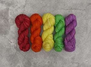 The Snarly Skein Mini Set