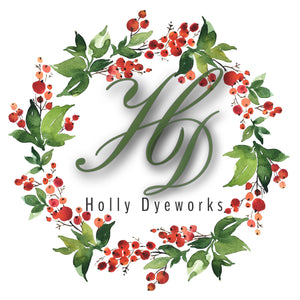 Holly Dyeworks Gift Card