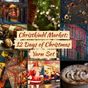 Special Order for Dana: Christkindl Market Set!