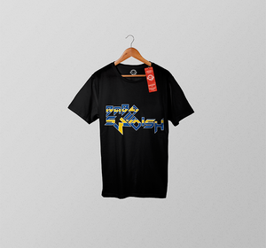 Swedish Logo Black T-shirt