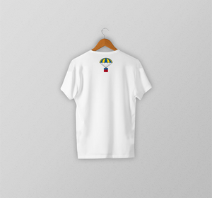 Swedish Logo White T-shirt