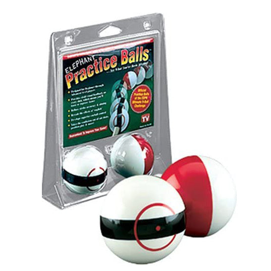 Elephant Training Practice Cue Ball Set