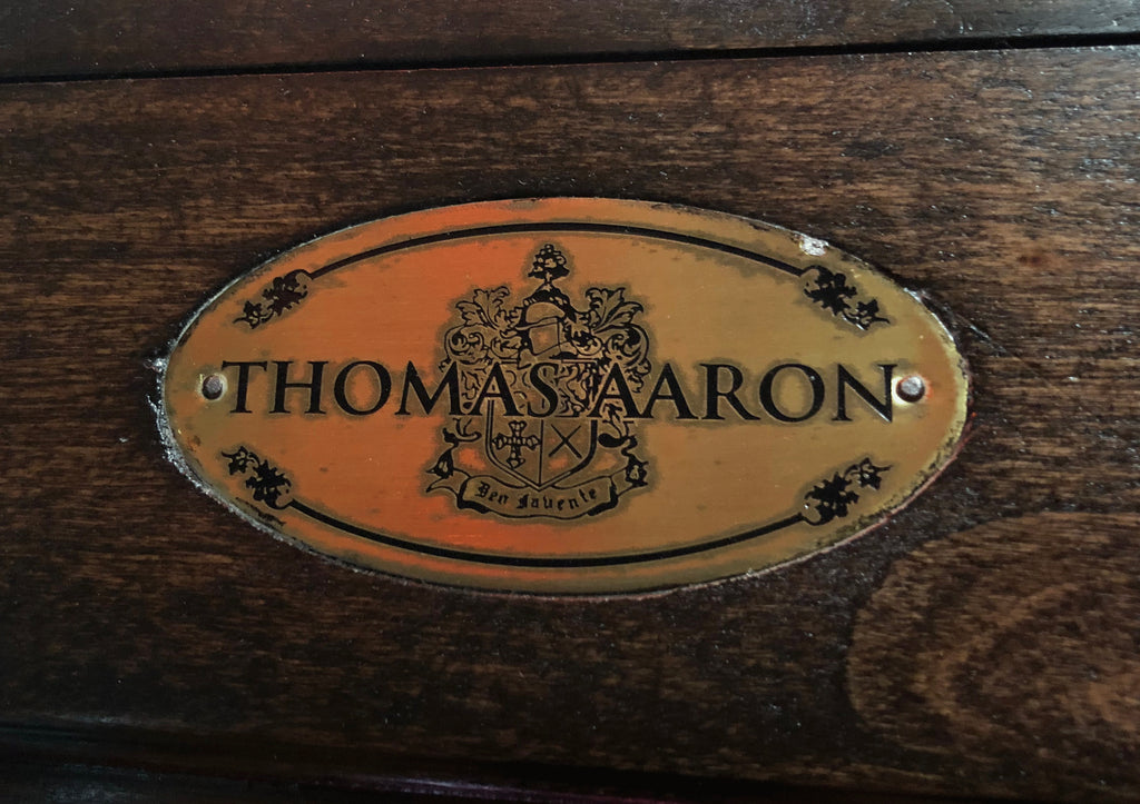 8ft Used Thomas Aaron Table