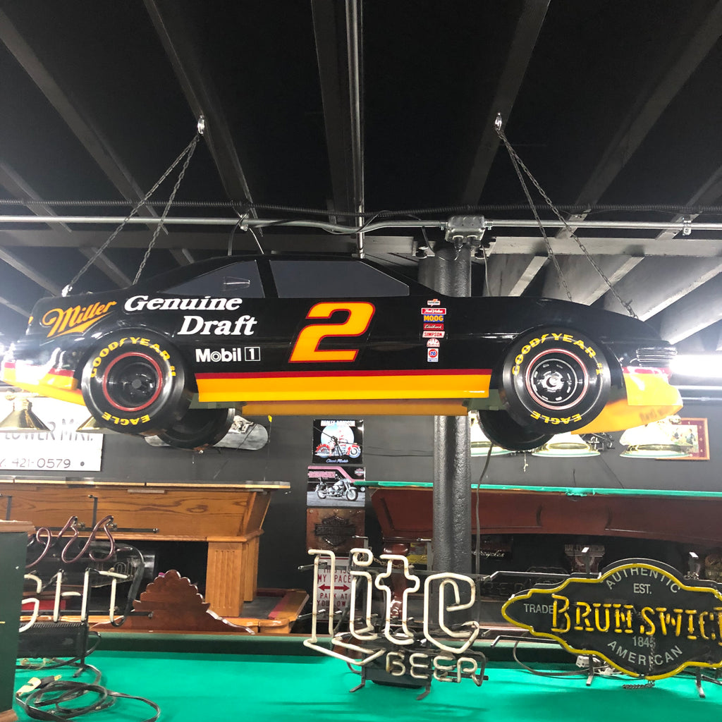 NASCAR Pool Table Light