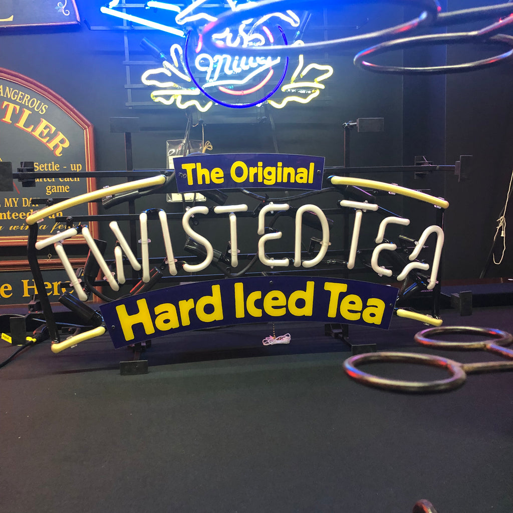 Twisted Tea Neon Light