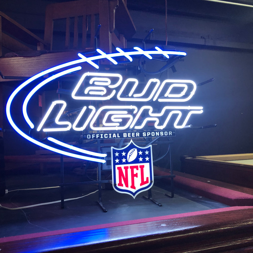 Bud Light NFL Neon Light