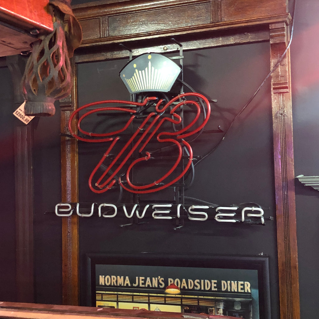 Budweiser Neon Light