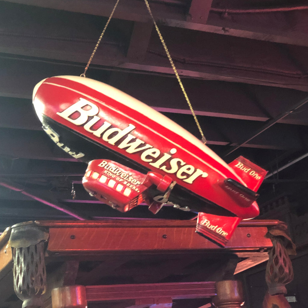 Budweiser Balloon Hanging Blimp
