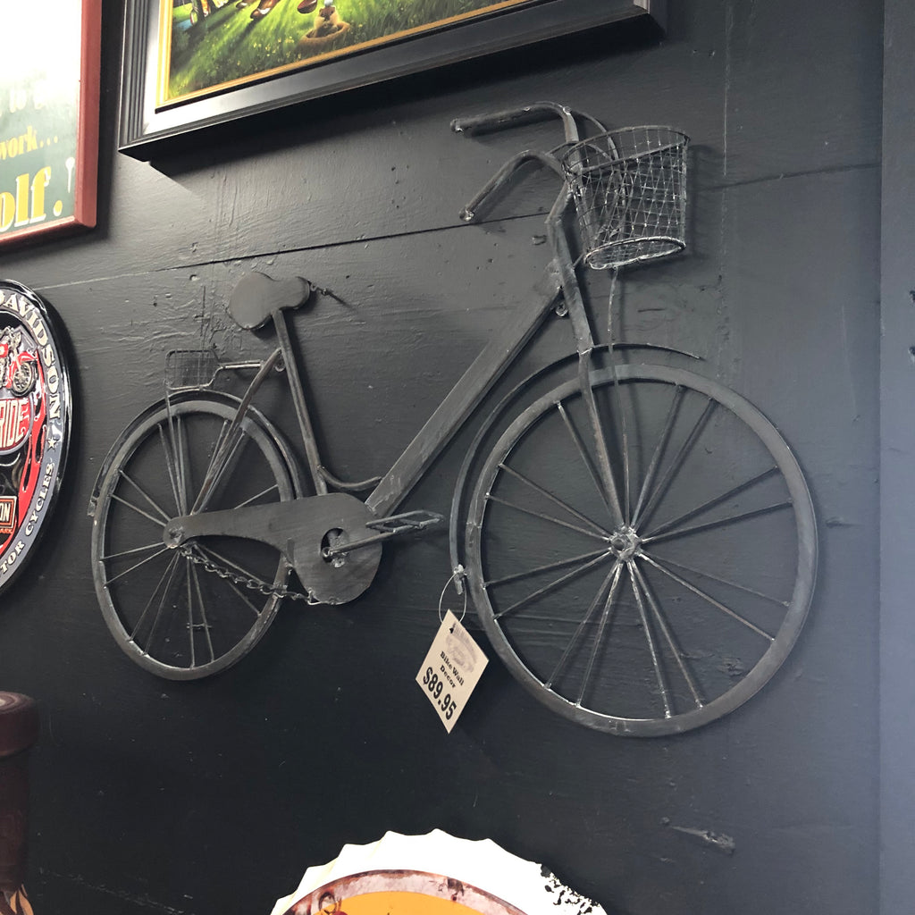 Bike Rustic Wall Decor