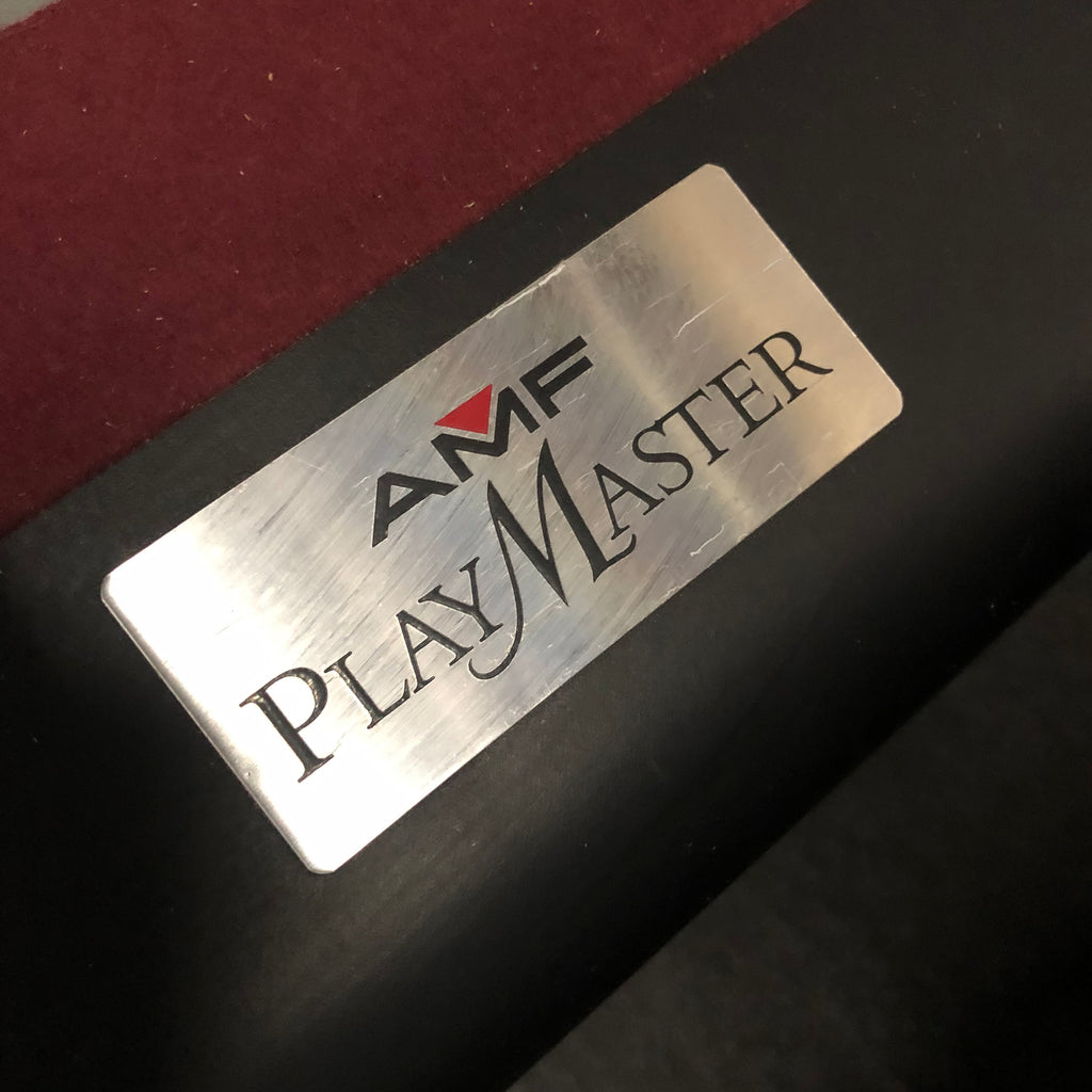 8ft Used AMF Playmaster