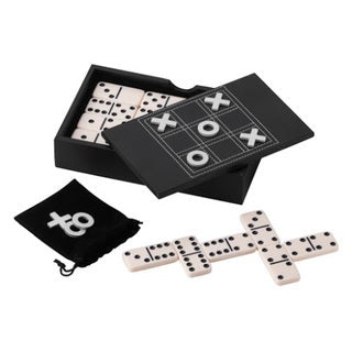 Domino / Tic Tac Toe 2 in 1 Game