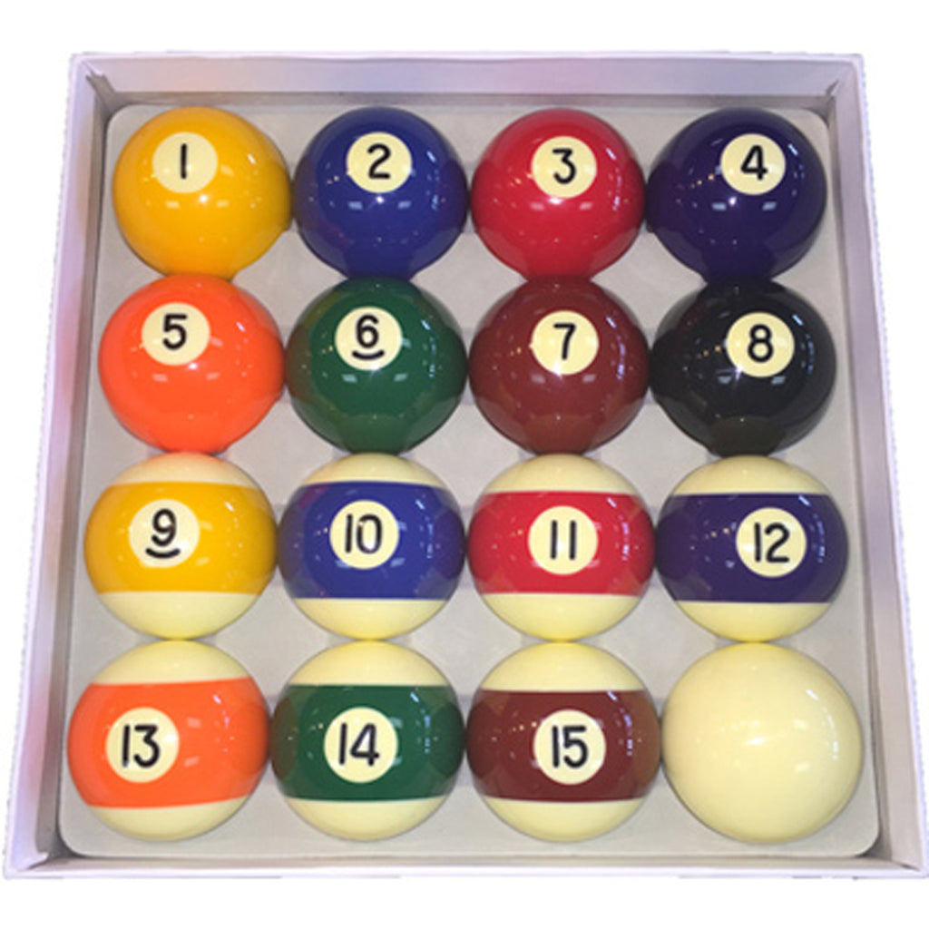 Alex Austin Deluxe Pool Ball Set