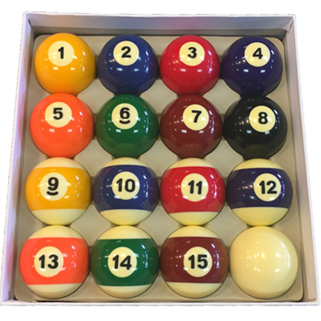 Alex Austin Elite Pool Ball Set