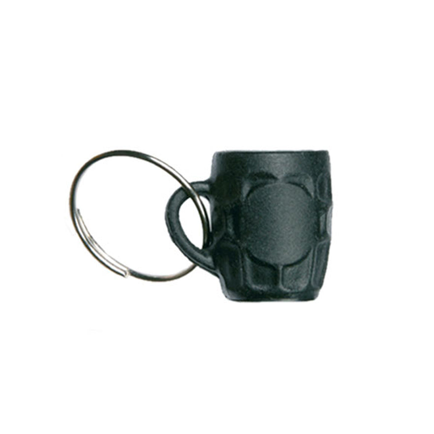 Beer Mug Dart Sharpener Keychain