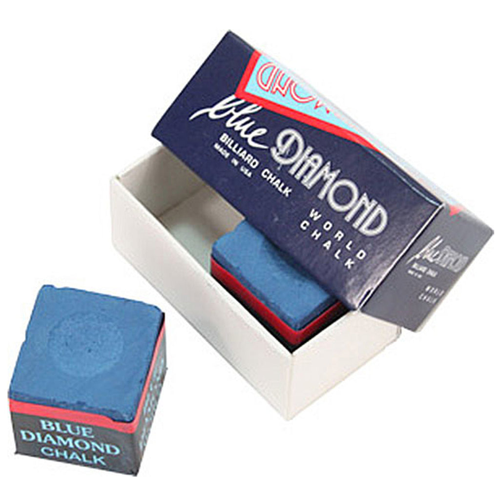 Blue Diamond Cue Chalk
