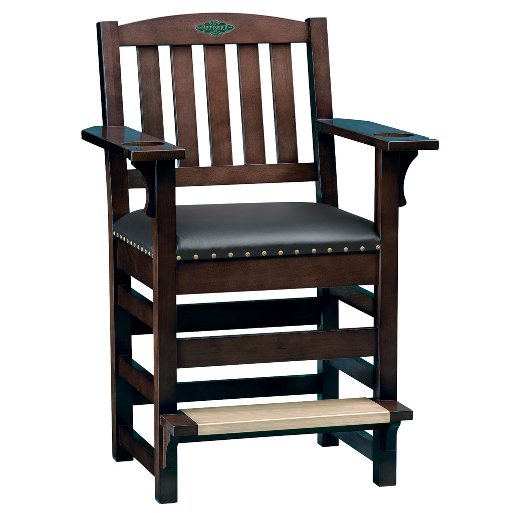 Brunswick Centennial Player's Spectator Chair