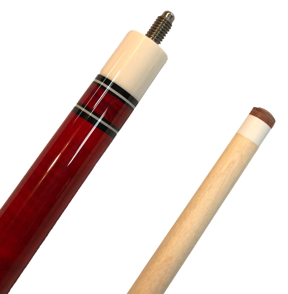 Alex Austin Red Color Series Cue
