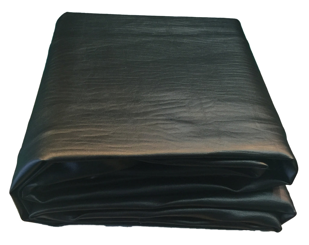 Alex Austin Heavy Duty Fitted Black Pool Table Cover