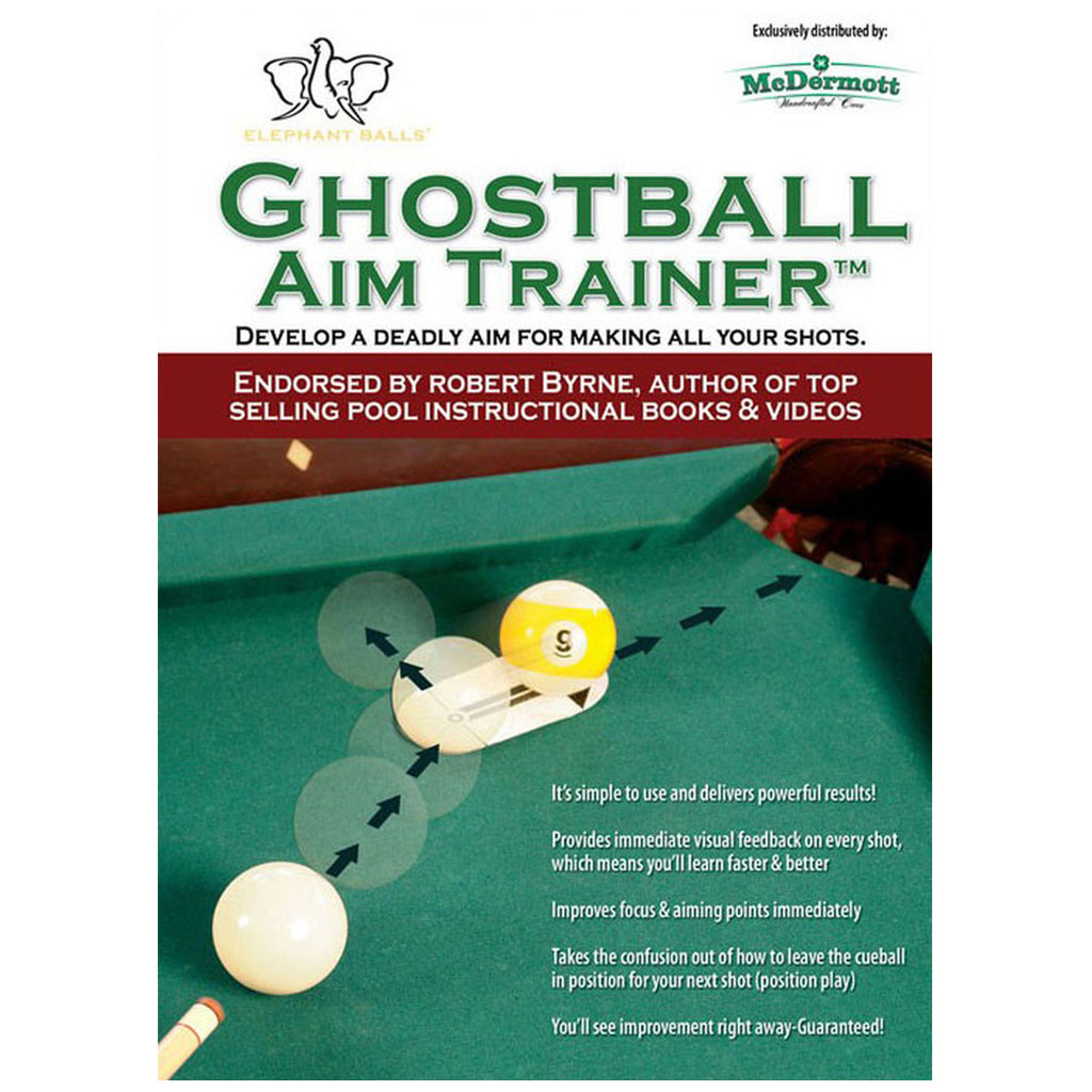 Ghostball Aim Trainer System