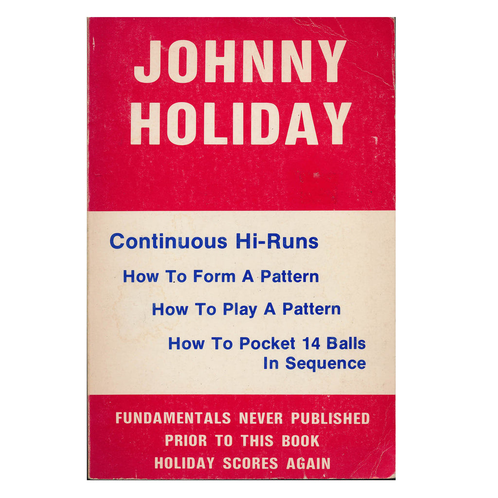 Continuous Hi-Runs Paperback by Johnny Holiday - Rare!