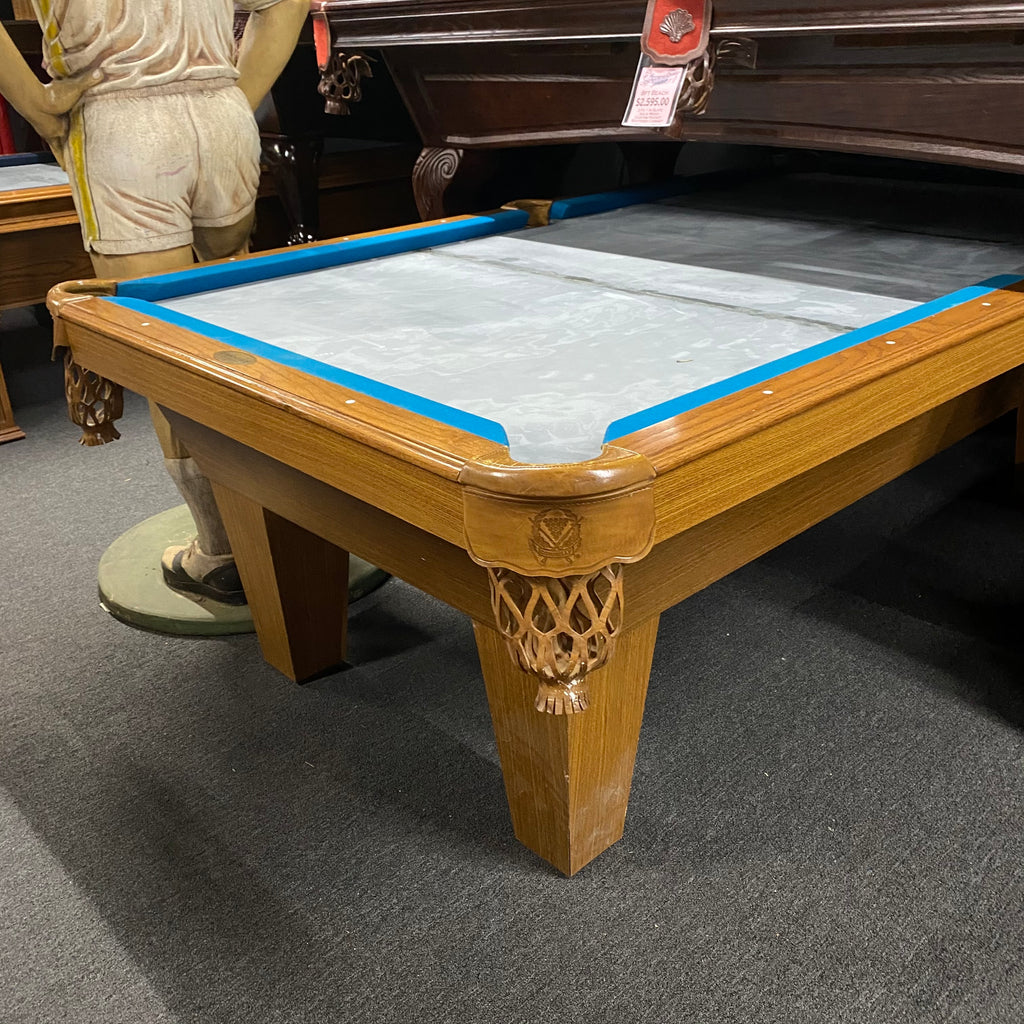8ft Used Connelly Pool Table