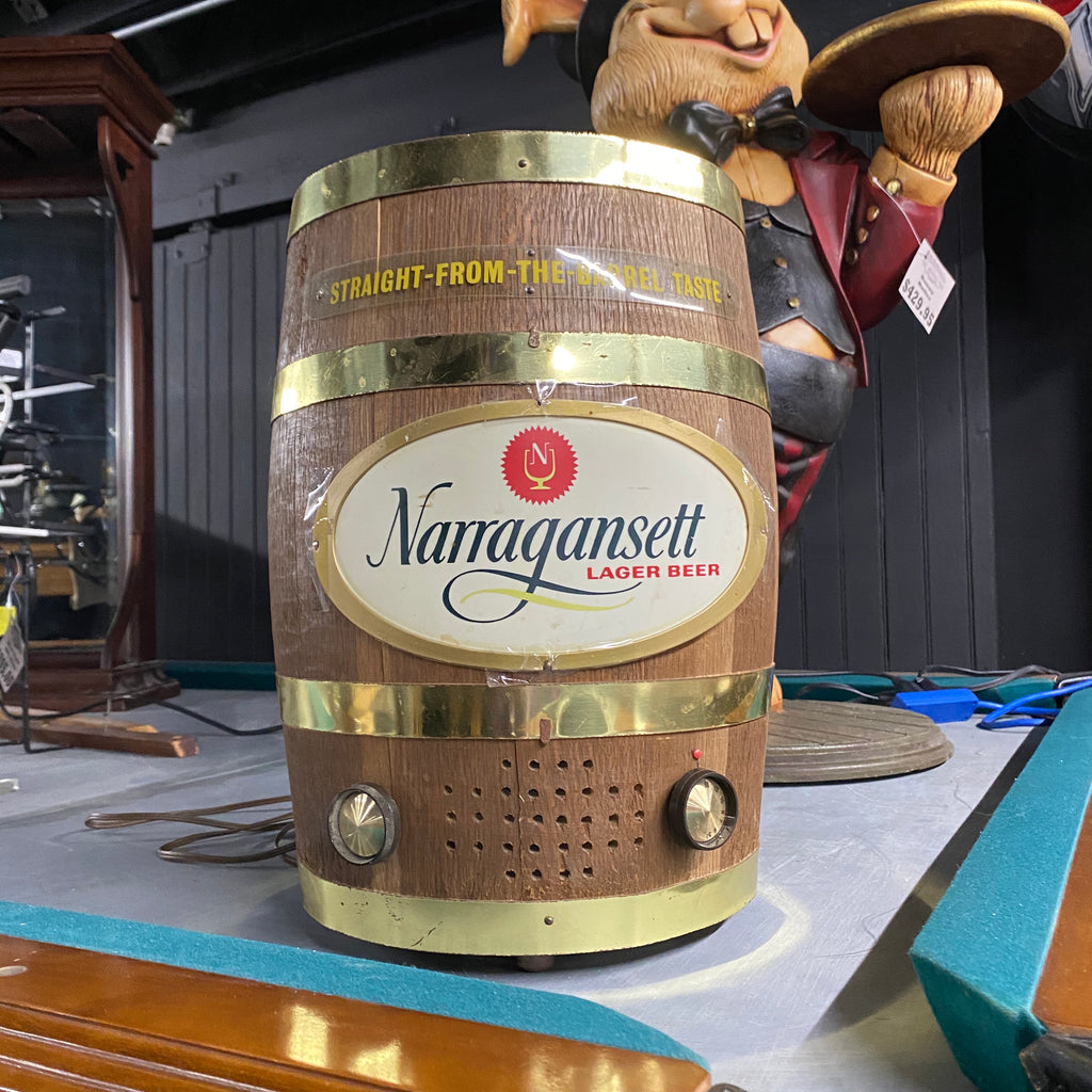 Narragansett Beer Keg Light