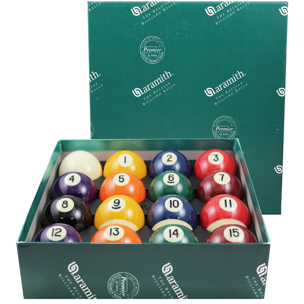 Aramith Premier Pool Ball Set