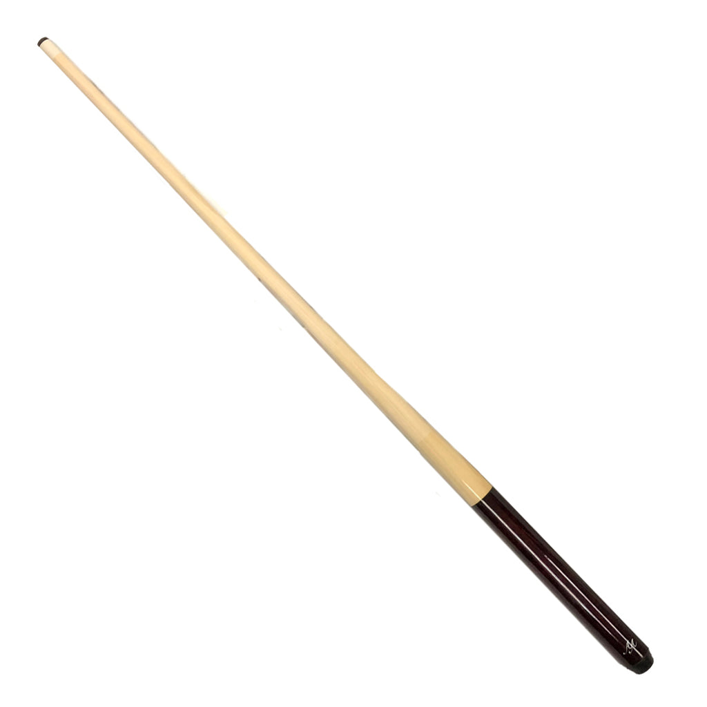 Alex Austin Short 1 Piece Pool Cue for Kids or Trouble Spots