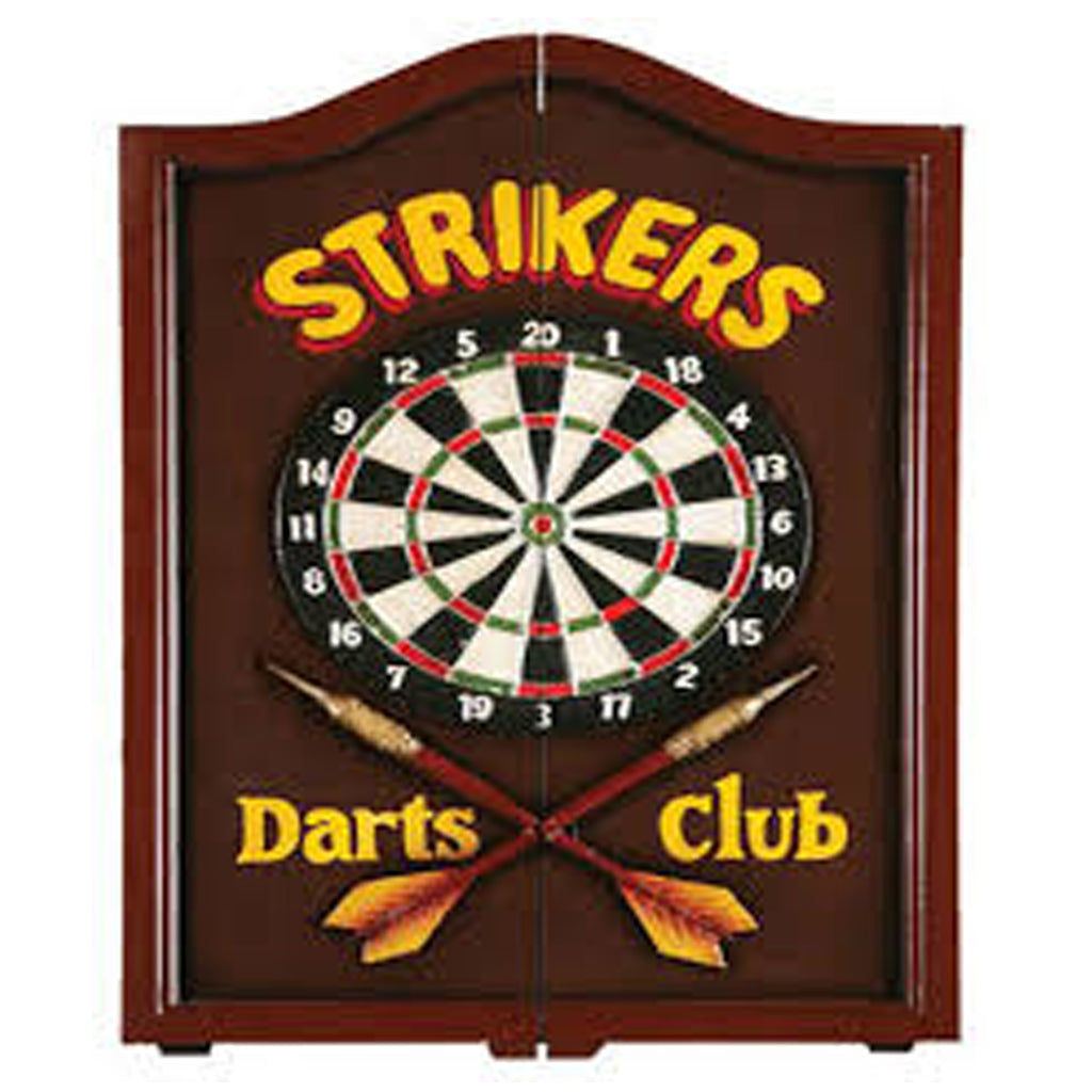 Strikers Dart Board Cabinet