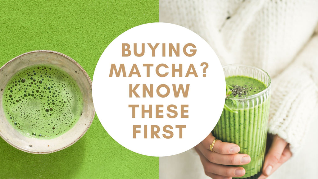Everything You Need To Know When Buying Matcha