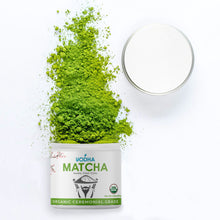 Load image into Gallery viewer, Electric Whisk + Ceremonial Grade Matcha (30g) - Yodha Matcha