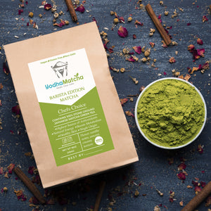 Yellow Green Premium Matcha (Cafe Grade) 100-250 grams