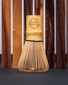 Tan Matcha Bamboo Whisk