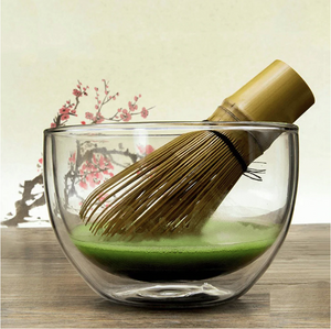Dark Olive Green Traditional Matcha Kit