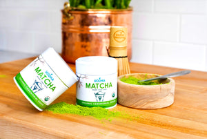White Smoke Matcha Starter Pack!