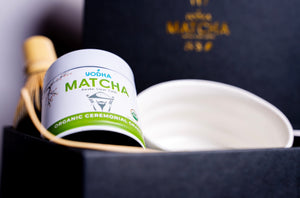 White Smoke Traditional Matcha Kit