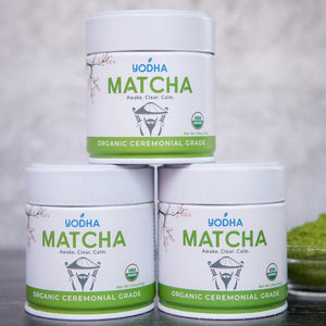 Lavender Ceremonial Grade (3 Pack) - Matcha Green Tea Powder