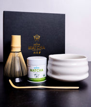 Load image into Gallery viewer, Dark Slate Gray Traditional Matcha Kit