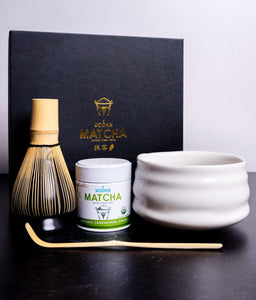 Dark Slate Gray Traditional Matcha Kit