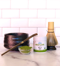 Load image into Gallery viewer, Lavender Blush Traditional Matcha Kit