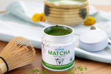Load image into Gallery viewer, Ceremonial Organic Matcha Green Tea Powder 30g Tins